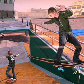 Rumor: Are We Getting A Remake Of Tony Hawks Pro Skater