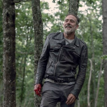 """""""The Walking Dead"""" Season 10: How Did We Almost Miss Negan in His Whisperers Mask?!?"""