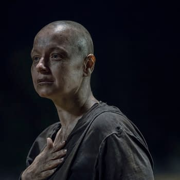 The Walking Dead Star Samantha Morton Hospitalized: Im On the Mend