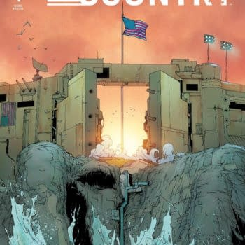 Image Comics Discovers a Second Printing For Undiscovered Country #1
