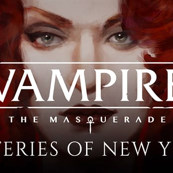 Vampire: The Masquerade – Coteries Of New York Gets A Companions Trailer