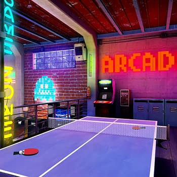 Channel Your Inner Forest Gump With VR Ping Pong Pro