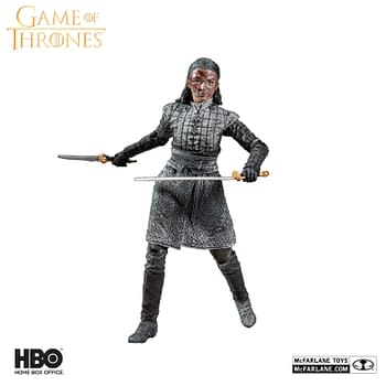 Arya Stark Escapes Kings Landing with New McFarlane Figure