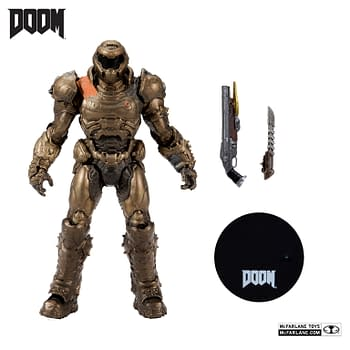 Doomguy Gets an Exclusive Variant Figure from McFarlane Toys