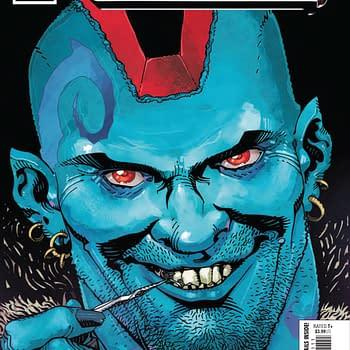 Everyones Favorite Space Redneck Gets His Own Comic in Yondu #1 [Preview]