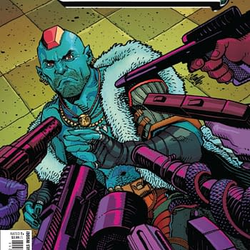 More Than You Wanted to Know About Yondus Sex Life in Yondu #2 [Preview]