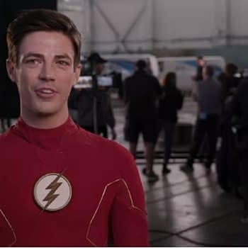 Crisis on Infinite Earths: Part Two: Grant Gustin Candice Patton &#038 More Take Viewers Behind the Scenes [VIDEO]