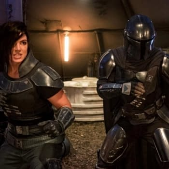 The Mandalorian: Gina Carano Talks Cara Dune &#038 (Naturally) Baby Yoda