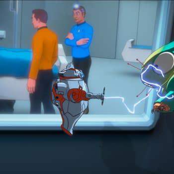 Star Trek: Short Treks Takes Viewers Behind the Scenes of Ephraim and Dot [VIDEO]