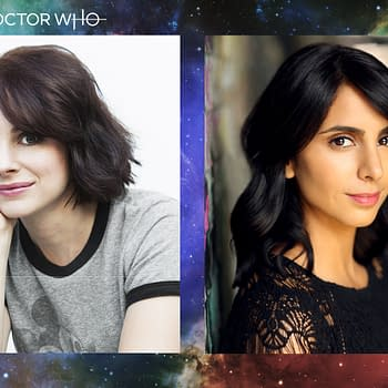 Doctor Who Series 12: Anjli Mohindra (The Sarah Jane Adventures) Laura Fraser (Breaking Bad) Guest-Starring