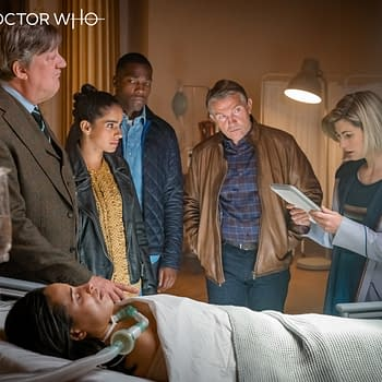 Doctor Who Series 12 Showrunner Chris Chibnall Talks Spyfall: Globe-Trotting Action Thriller Opening Up Shows Toy Box