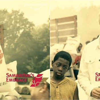 The Boys: Need More Reason to Hate Ezekiel Check Out This Deleted Samaritans Embrace Ad [VIDEO]