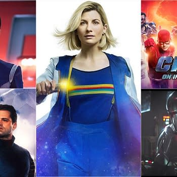 Doctor Who Star Trek Arrowverse The Mandalorian &#038 More: The Bleeding Cool Top 30 TV Series Influencers 2020 (#5-#1)