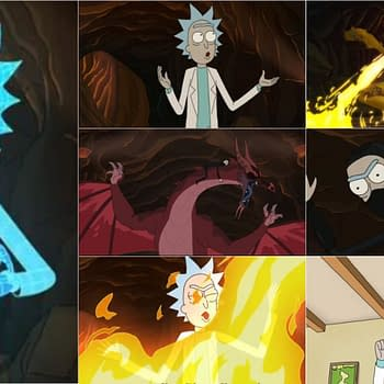 Rick and Morty Season 4 Claw and Hoarder: Special Ricktims Morty: Jerrys Feline Horror Keeps Things from Dragon [SPOILER REVIEW]