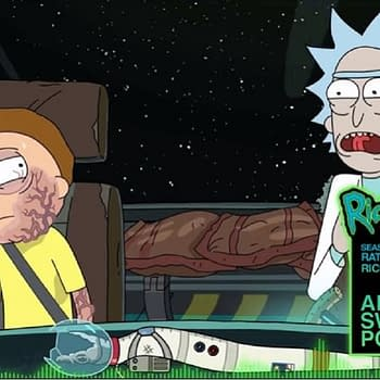 Rick and Morty Season 4: Adult Swim Podcast Looks at Rattlestar Ricklactica