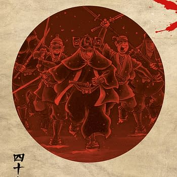 Dark Horse Celebrates Founder With New Editions of 47 Ronin Atomic Legion