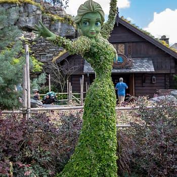Disney Announces Talent for the EPCOT International Flower and Garden Festival