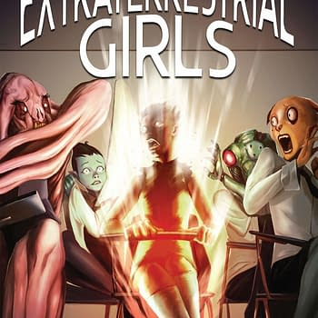 The School for Extraterrestrial Girls a New Comic From Jeremy Whitley and Jamie Noguchi for 2020