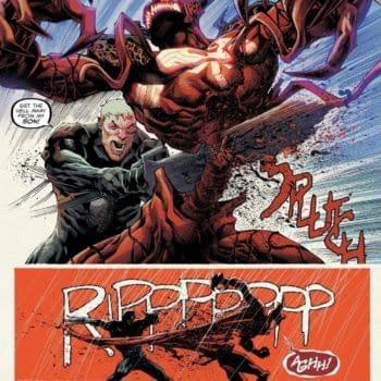 Exactly Why Eddie Brock Needs a Break on Venom Island in Venom #21 (Spoilers)