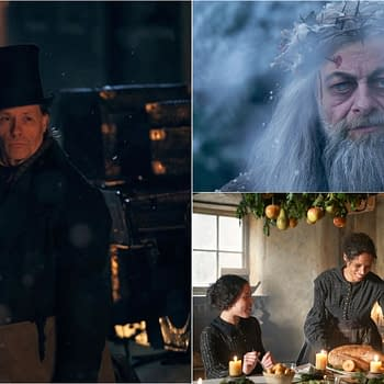 A Christmas Carol: BBC/FXs Gratuitously Grimdark Take Demands a Merry-F***ing-Christmas &#8211 or Else [REVIEW]