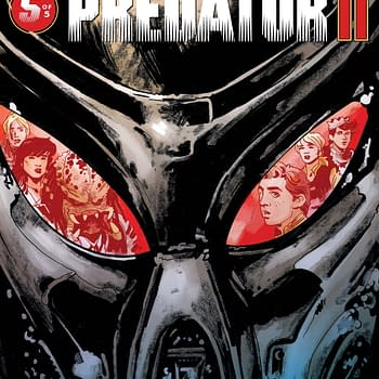 First Look at Januarys Archie vs. Predator 2 #5