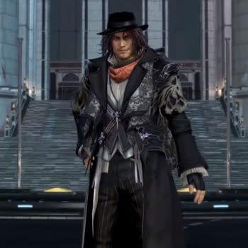 "Ardyn Izunia From ""Final Fantasy XV"" Joins ""Dissidia Final Fantasy NT"""