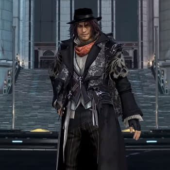 Ardyn Izunia From Final Fantasy XV Joins Dissidia Final Fantasy NT