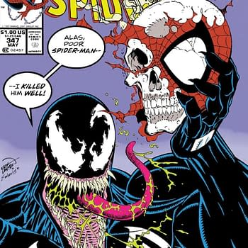 Confirmed: The Venom Island of Venom #21 is The Same One From Amazing Spider-Man #347