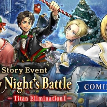 """Attack On Titan Tactics"" Announces A New Holiday Event"