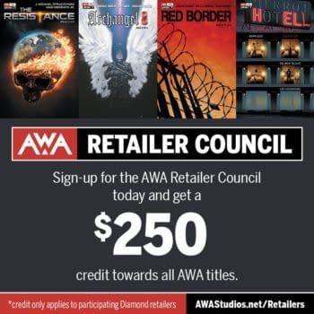 AWA Studios Launches Retailer Incentives Ahead of 2020 Launch