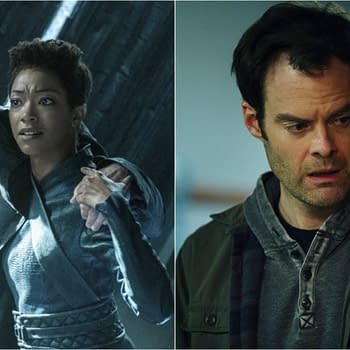 The Bleeding Cool TV Top 10 Best of 2019 Countdown: #9 [TIE] Star Trek: Discovery (CBS All Access) &#038 Barry (HBO)