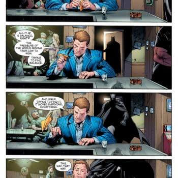 Batman and Kite Man Walk Into a Bar in Tom King's Final Batman #85