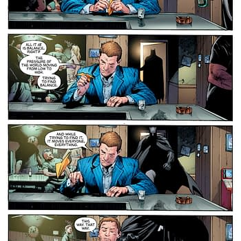 Batman and Kite Man Walk Into a Bar in Tom Kings Final Batman #85