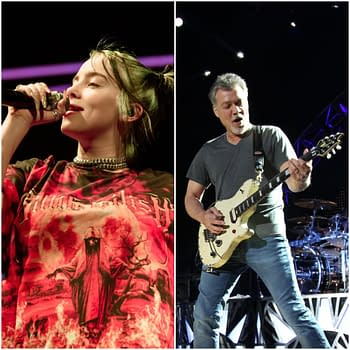 Billie Eilish &#038 Van Halen: Why Is This Controversy Even A Thing [OPINION]