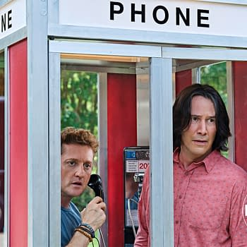 Bill &#038 Ted Face the Music: New Image Features Wyld Stallyns Wedding Performers