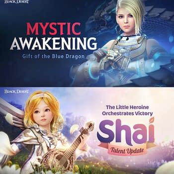 Black Desert For PS4 Receives A Free Awakening Update