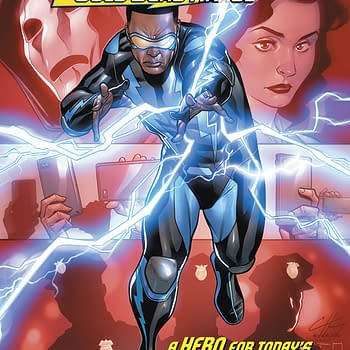 2019 Clickmas Savior Award Nominee: Black Lightning Creator Tony Isabella