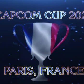 Capcom Announces The Next Capcom Cup For Paris