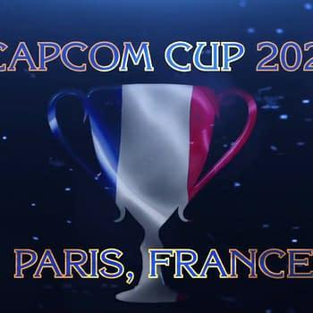 Capcom Announces Next Capcom Cup Will Be In Paris