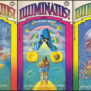 Brian Taylor to Adapt Robert Anton Wilson and Robert Sheas The Illuminatus Trilogy as a TV Show