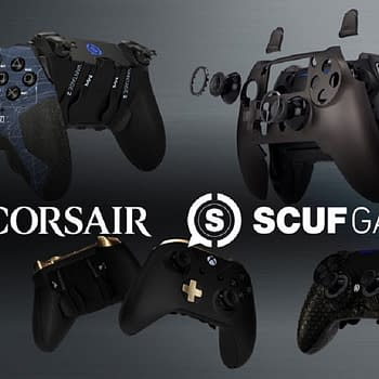 CORSAIR Agrees To Acquire SCUF Gaming Into Their Company