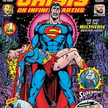 DCs Crisis on Infinite Earths 100-Page Giant to Tie-In with CW Arrowverse Crossover