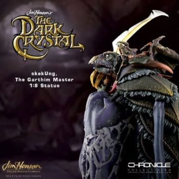 """""""Dark Crystal"""" The Garthim Master Returns with Chronicle Collectibles"""
