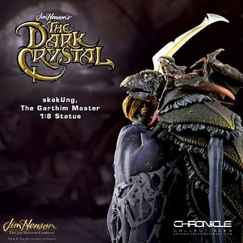 Dark Crystal The Garthim Master Returns with Chronicle Collectibles
