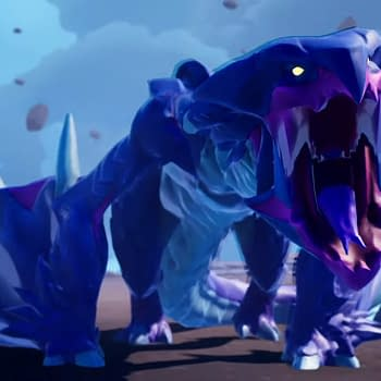 Dauntless Launches Its New Frostfall Seasonal Event