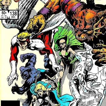 Marvel Unlimited Back Catalog Adds Defenders Gargoyle and Uncanny Origins in December