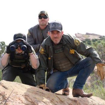 """Deputy"": FOX Offers First-Look at L.A. County Sheriff Bill Hollister's ""Improv"" Skills [VIDEO]"