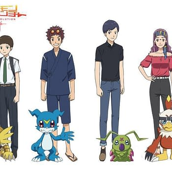 What Were Excited to See in Digimon: Last Evolution Kizuna