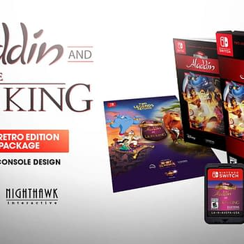Disney Classic Games: Aladdin &#038 The Lion King Gets A Physical Release