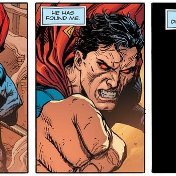 A Look Back at Doomsday Clock Ahead Of Its #12 Finale